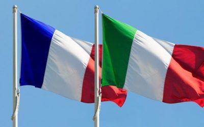 Italia – Francia, il derby del gusto